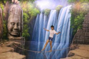 캄보디아 아트박스(트릭아트 미술체험관)