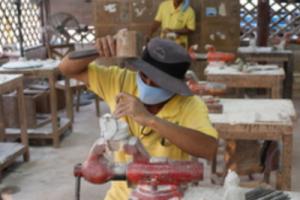 캄보디아 아티산 예술학교
