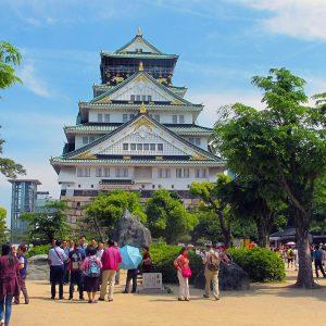 일본 오사카성