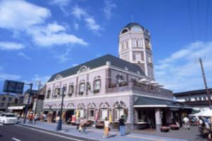 홋카이도  오타루 과자 거리