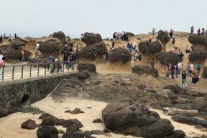 대만 야류 해양 국립공원